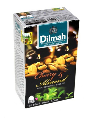 чай Dilmah Cherry & Almond 20 сумок