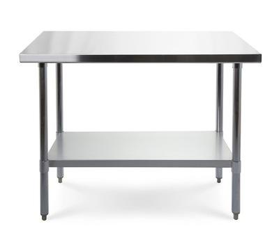 стол РАБОЧИЙ сталь СТОЛЕШНИЦУ Нержавеющий Стали 1200x700 мм