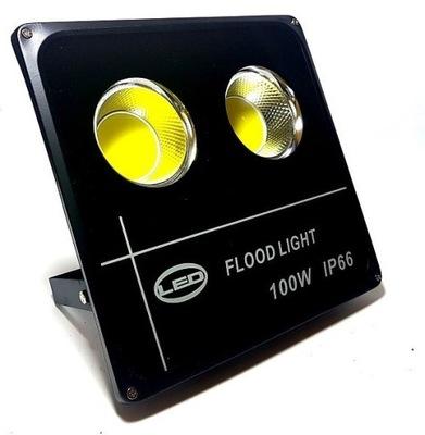 HALOGEN LAMPA LED dioda 100W 9000 LM NASWIETLACZ