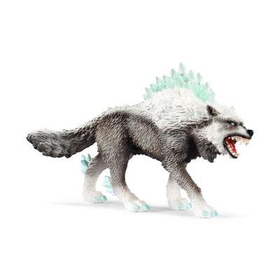 SCHLEICH Eldrador 42452 Śnieżny wilk