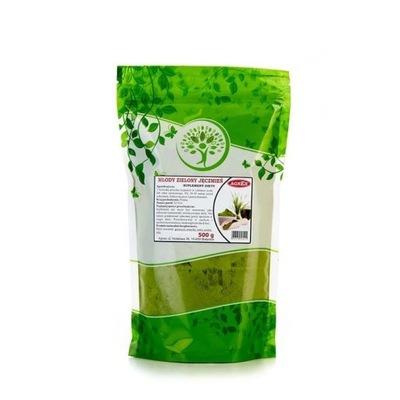 tabletki na odchudzanie młody zielony jęczmień