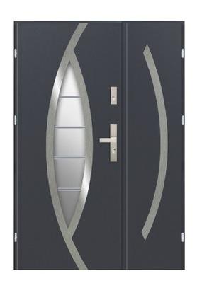 двери Внешние ДВУСТВОРЧАТЫЕ F06 DUO LUX