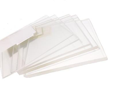 плита бесцветный плексиглас 3мм, как стекло 50x50cm