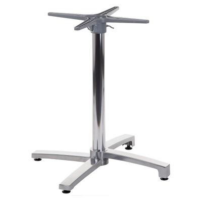 Podstawa stołu stolika aluminiowa składana - 7012
