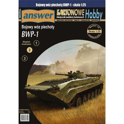 Answer 10/18 - Bojowy wóz piechoty BWP-1 1:25