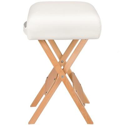 Łóżko stół do masazu zestaw akcesoria 400429