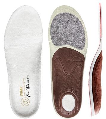 Vložky pre topánky SIDAS Winter 3D Pohodlie. 35-36