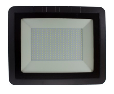LED SLIM floodlight 200W halogénové lampy 3colors