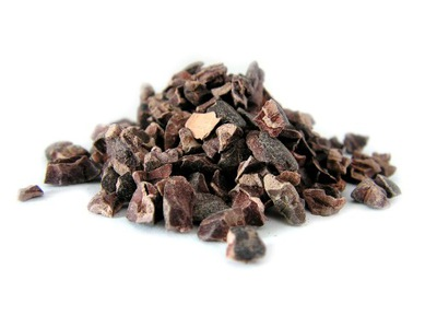 КАКАО, измельченные зерна какао 250?