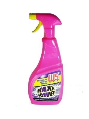 жидкость Max Power W5 ??? удаления накипи и грязи