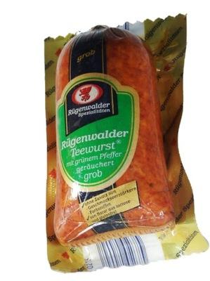 Тэг колбаса свинина с зеленым перцем 250г