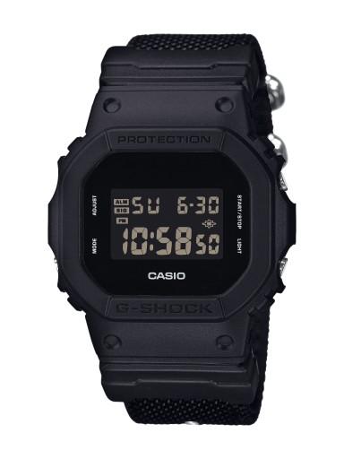 Zegarek męski Casio G-Shock DW-5600BBN czarny 200M