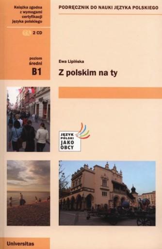 Z polskim na Ty B1 Podręcznik do nauki języka pols