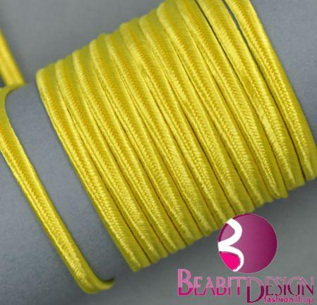 Sutasz żółty (48) - 2metry (PEGA 4201) SOUTACHE