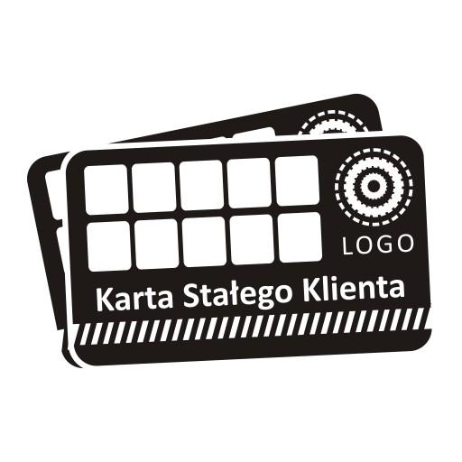Karty Stalego Klienta Karnety 500 Szt Projekt 6516663207 Allegro Pl