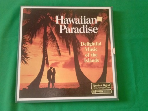 HAWAIIAN PARADISE -DELIGHTFUL MUSIC... ISLANDS- 43