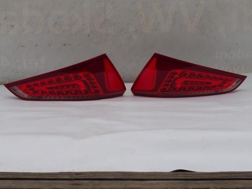 AP фонарь сзади LED KOMPLET 8R0945094A 093A AUDI Q5