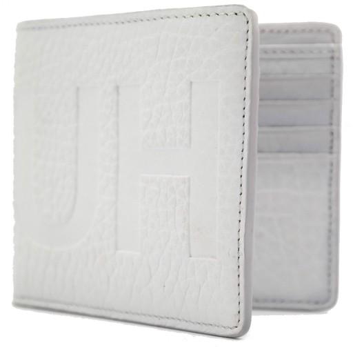 21fb55ed02787 HUGO BOSS Victorian Portfel męski karty biały 7679891565 - Allegro.pl