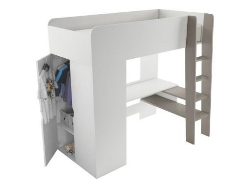 łóżko Piętrowe Tom łóżka Dziecięce Szafa Biurko 6662556596 Allegropl