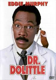 DR. DOLITTLE - EDDIE MURPHY  - HIT
