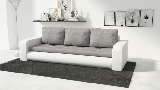Kanapa Sofa Brooklyn Funkcja Spania Pojemnik