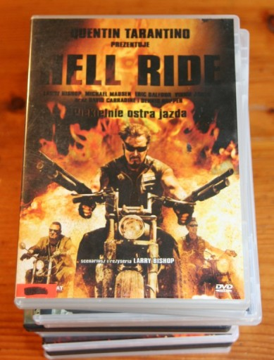 HELL RIDE     DVD