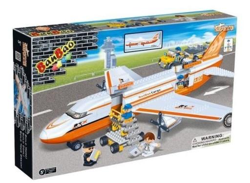BanBao 8281 - Samolot cargo 660 el.