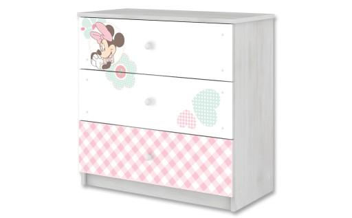 Komoda Dziecieca Meble Dla Dzieci Baby Boo Disney 5848605877