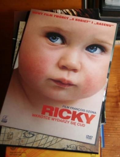 RICKY       DVD  WYDANIE KOLEKCJONERSKIE