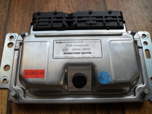 COMPUTER ENGINE SSANGYONG REXTON 2.9 28800-05050