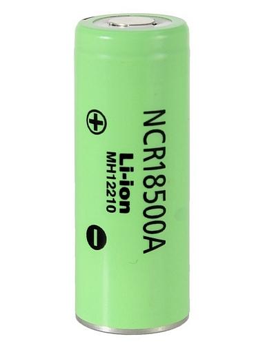 Panasonic NCR18500A 2040mAh 3.6V akumulator Li-Ion
