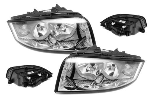 Audi A2 00-05 фара VALEO новая L+P kpl