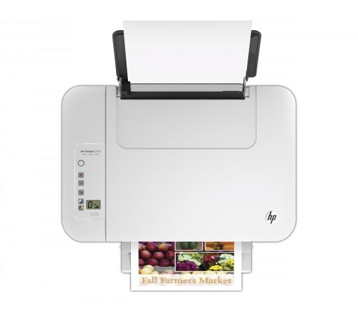 Hp Deskjet 2540 DRUK/SKAN/XERO + TUSZE 301 XL WIFI
