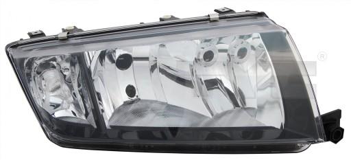 REFLEKTOR LAMPA TYC SKODA FABIA (6Y2)