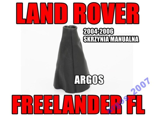 LAND ROVER FREELANDER FL UZVALKALAS ODA eco