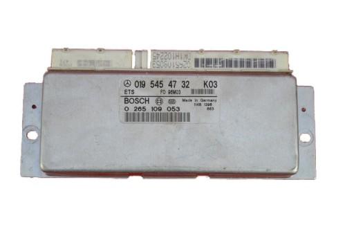 VALDIKLIS KOMPIUTERIS 0195454732 MB E-KLASE W210 2.9