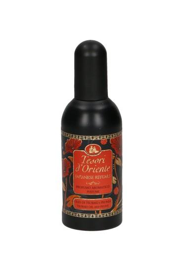 Tesori d'Oriente Olej Tsubaki i Piwonia perfumy
