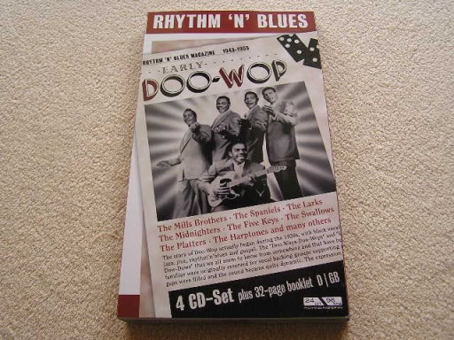 RHYTHM 'N' BLUES - EARLY DOO-WOW [BOX 4CD].50