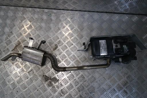 WEBASTO BMW X5 F15 ISMETAMOSIOS DUJOS DIESEL 9289030