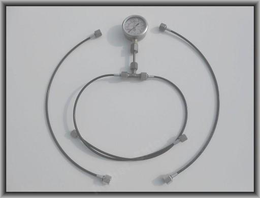 zestaw COMMON RAIL ciśnienia DIESEL TESTER Wtryski