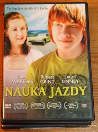 NAUKA JAZDY       DVD