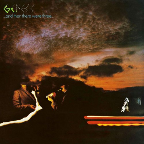 GENESIS - AND THEN THERE WERE THREE / 180 GRAM HQ/