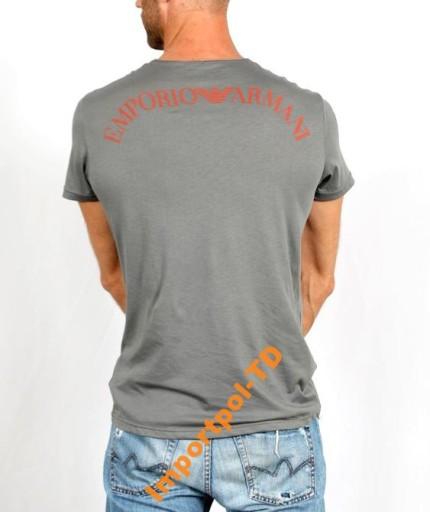Emporio Armani koszulka T-Shirt męski roz: XL 10709200948 Odzież Męska T-shirty PT NDSTPT-8