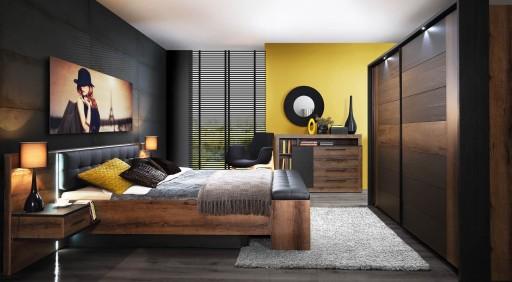 Sypialnia Bellevue Forte