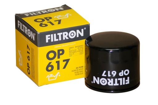 FILTRON filtr oleju OP617 Mazda 6 323 Hyundai Kia