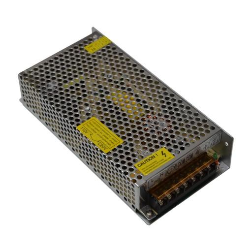ZASILACZ MODUŁOWY DO LED AC 230V DC12V 16,7A 200W