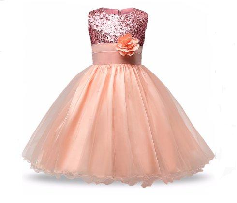 Sukienka Wizytowa ślub Wesele Tutu Kolory 1 12 Lat 7178669308