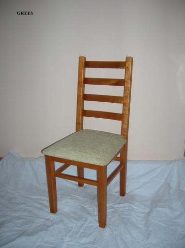 Krzesło GRZEŚ Krzesła Stół Ławostół Ława PRODUCENT