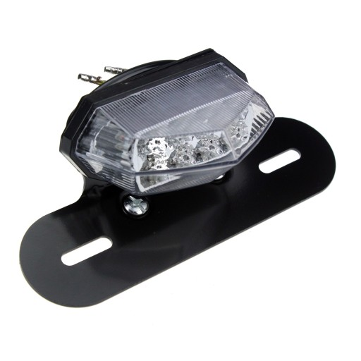 TAIL LIGHTS LED BOBBER CUSTOM CHOPPER CAFE HARLEY