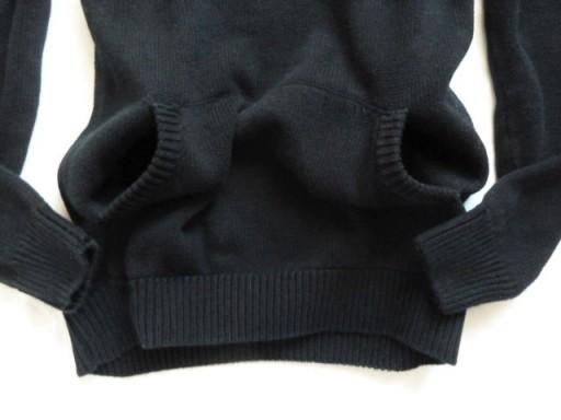 L.O.G.G. H&M SWETER MĘSKI Z KAPTUREM XS S 9202640333 Odzież Męska Swetry IU GOQPIU-7